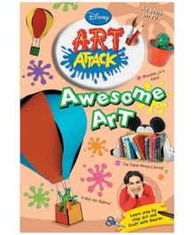 Disney - Art Attack Awesome Art