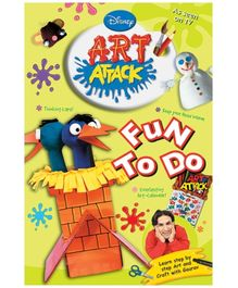 Disney - Art Attack Fun To Do