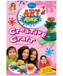 Disney - Art Attack Creative Craft