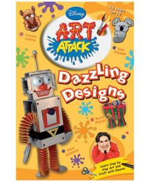 Disney - Art Attack Dazzling Designs
