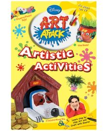 Disney - Art Attack Artistic Activities