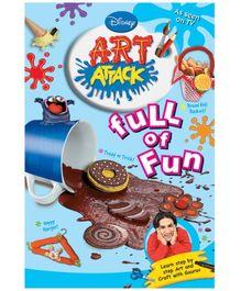 Disney - Art Attack Full Of Fun