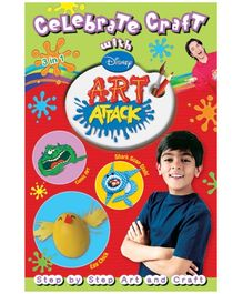 Disney - Celebrate Craft With Disney Art Attack