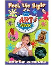 Disney - Feel The Magic With Disney Art Attack