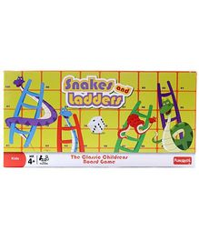 Funskool - Snakes And Ladders Board Game