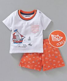 CUCUMBER  T-shirts & Bottoms Color 6 M (6-12 Mnth) Boy