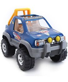 Luvely - Rally Racer Blue
