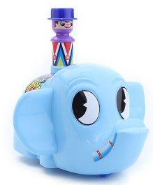 Luvely - Push N Go Mr Jumbo Blue