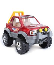 Luvely Rally Racer Car -  Red
