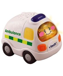 Vtech - Toot Toot Drivers Ambulance White