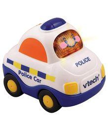 Vtech - Toot Police Car White