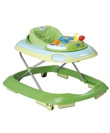 Chicco Band Baby Walker - Green