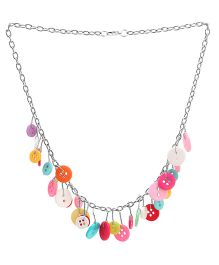 NeedyBee - Button Necklace