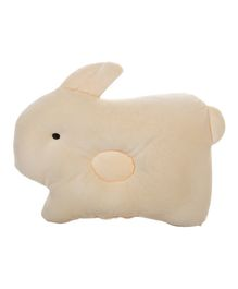 Mee Mee Bunny Shaped Baby Pillow - Cream