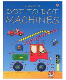 Usborne - Dot To Dot Machines