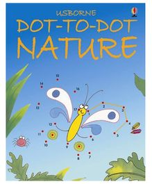 Usborne - Dot-To-Dot Nature Fir