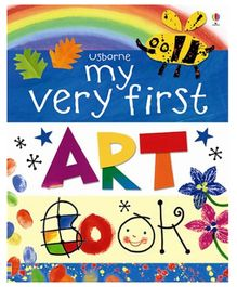 Usborne - Usborne My Very First Art Book