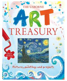 Usborne- Art treasury