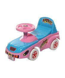 Toyzone Speedy Manual Ride On - Blue