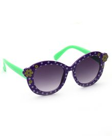 Babyhug Girls Sunglasses - Purple