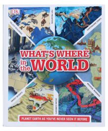 Dorling Kindersley - What Where In The World