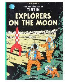 Tintin - Tintin Explorers On The Moon