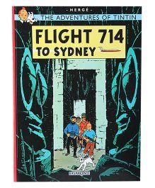 Tintin - Flight 714 To Sydney