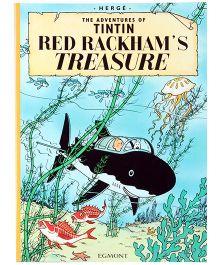 Tintin - Tintin Red Rackhams Treasure