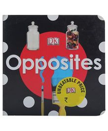 Dorling Kindersley - Opposites Mini Board Book