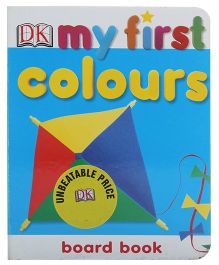 Dorling Kindersley - My First Colors Board Book