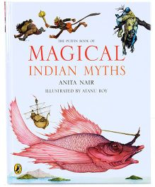 Puffin Modern Classic - Magical Indian Myths