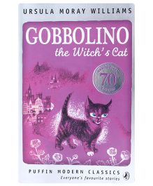 Puffin Modern Classic - Gobbolino The Witchs Cat
