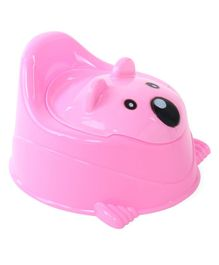 Baby Potty Chair With Removable Bowl - Pink