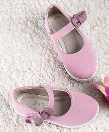 Kidlingss Self Design Mary Jane - Pink