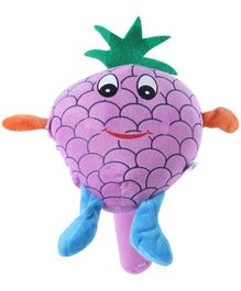 Fab N Funky - Smiling Pineapple Face Design Purple Musical Hammer