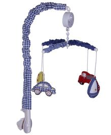 Abracadabra Transport Vehicles Cot Mobile Blue