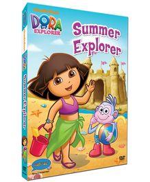 Dora - Summer Explorer DVD