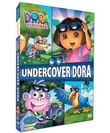 Dora - Undercover Dora DVD In English