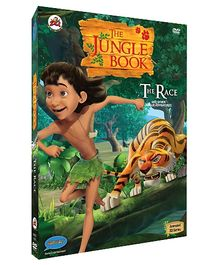 The Jungle Book - The Race DVD In English