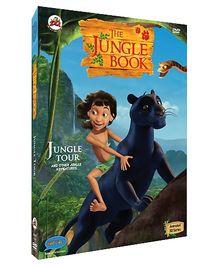 The Jungle Book - The Jungle Tour DVD In English