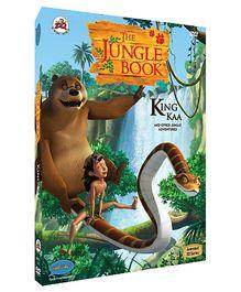 The Jungle Book - King Kaa DVD In English