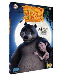 The Jungle Book - Mowgli The Artist DVD In English