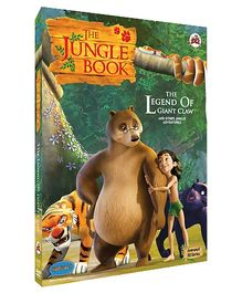 The Jungle Book - The Legend Of Giant Claw DVD In English