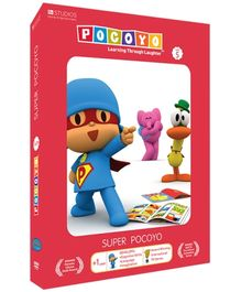 Pocoyo - Super Pocoyo DVD In English Volume 5