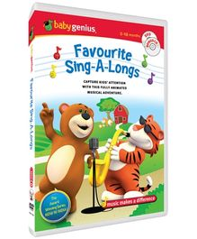 Baby Genius - Favourite Sing A Longs DVD In English