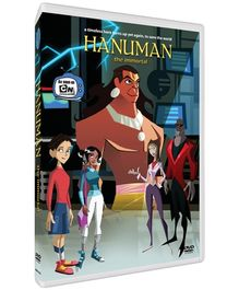 Radical - Hanuman The Immortal DVD In English