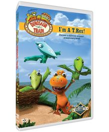 Radical - Dinosaur Train I M A T Rex Volume 1 DVD In English