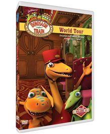 Radical - Dinosaur Train Volume 4 World Tour DVD In English