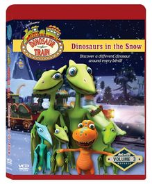 Radical - Dinosaur Train Volume 3 Dinosaurs In The Snow VCD In English