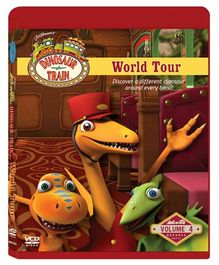 Radical - Dinosaur Train Volume 4 World Tour VCD In English